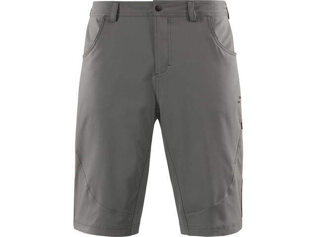 SQUARE Active Short ample Homme, grey